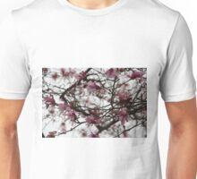 Cherry Blossoms in Central Park Unisex T-Shirt