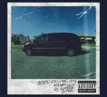 Kendrick Lamar - Good Kid, M.A.A.D City Kids Clothes