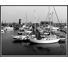 Ramsgate Harbour Photographic Print