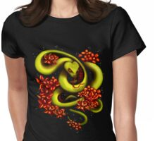 star slither tee Womens Fitted T-Shirt