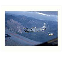 F-94A Starfire Art Print