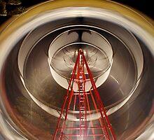 Ferris Wheel by Steve Chapple