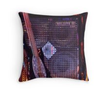 Sidelined Throw Pillow