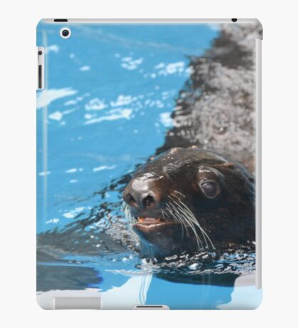 Fur Seal iPad Case/Skin