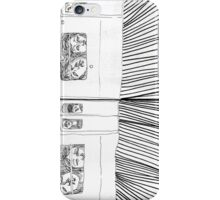 Subways iPhone Case/Skin