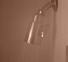 HOT shower  by Naylor