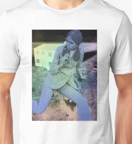 SIT DOWN. Unisex T-Shirt