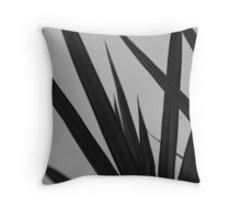 Dracaena Throw Pillow