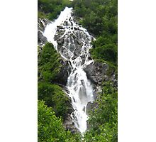 Bodensee Waterfall 02 Photographic Print