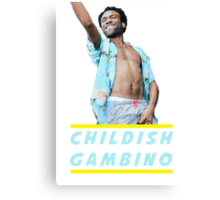 Childish Gambino Canvas Print