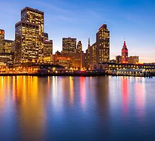 San Francisco Skyline by Nickolay Stanev