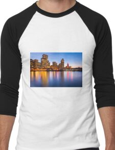 San Francisco Skyline Men's Baseball ¾ T-Shirt
