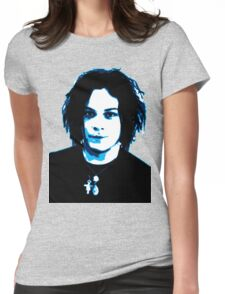 Jack White 4 Layers Womens Fitted T-Shirt