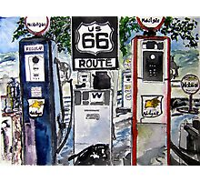 Route 66 Photographic Print