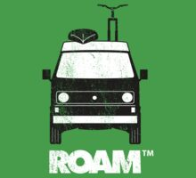 ROAM Westy Camper | Dirtbag Hotel  by ROAM  Apparel