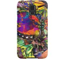 Happiness is a butterfly Samsung Galaxy Case/Skin