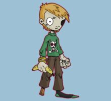 pirate boy: oliver Baby Tee