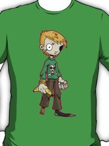 pirate boy: oliver T-Shirt