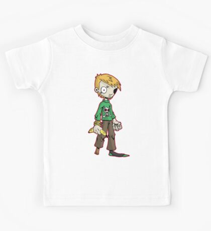 pirate boy: oliver Kids Tee