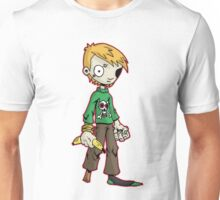 pirate boy: oliver Unisex T-Shirt