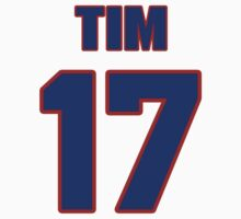 National Hockey player Tim Ecclestone jersey 17 by imsport