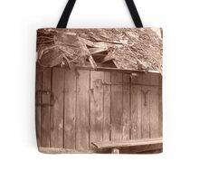 worn Tote Bag