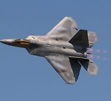 F-22 raptor by ScottH711