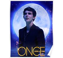 Peter Pan Once Upon a Time Poster