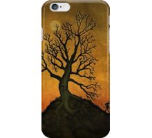 Meetings with Remarkable Trees iPhone Case/Skin