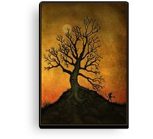 Meetings with Remarkable Trees Canvas Print