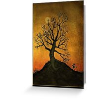 Meetings with Remarkable Trees Greeting Card