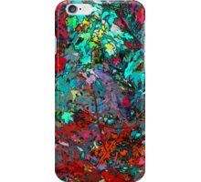 Leaves In The Breeze iPhone Case/Skin