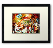 The Studio & Spirits Dream Framed Print