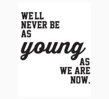 Never Be - 5SOS Lyrics Kids Clothes