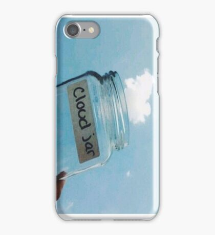 Cloud Jar iPhone Case/Skin