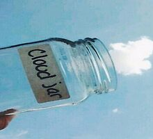 Cloud Jar by erogersss