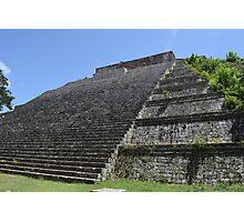 Templo Mayor at Uxmal Photographic Print
