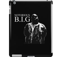 Notorious iPad Case/Skin