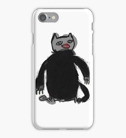 Toby's Cat iPhone Case/Skin