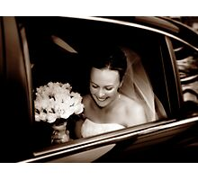 Just A Moment Photographic Print