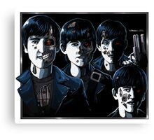 The Beatlators Canvas Print