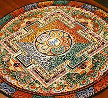 Mandala by Jimson Carr