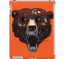 Da Bearsinator iPad Case/Skin