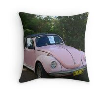 Not Herby but just as precious !!! Throw Pillow