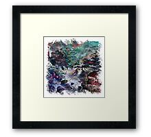 The Atlas Of Dreams - Color Plate 146 Framed Print