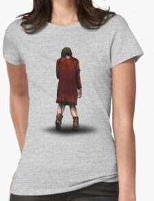 Poor Mia... Womens Fitted T-Shirt
