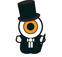Hello Resident (The Residents)  by HelloEvil