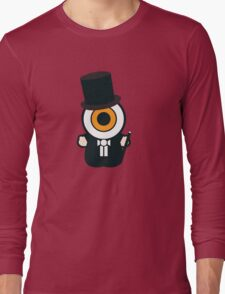 Hello Resident (The Residents)  Long Sleeve T-Shirt