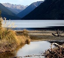 Lake Rotoiti by Faith Barker Photography