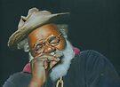 Grandpa Elliott by Karen  Hull